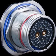 כמוצרי מדף Coax, Triax, Quadrax ובסידורי