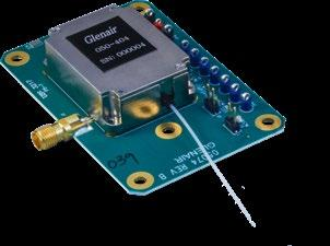 5 GHz PCB Mount RF-over-Fiber Transmitter MHz.